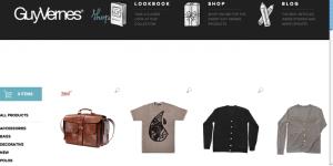 Guy Vernes Online Store
